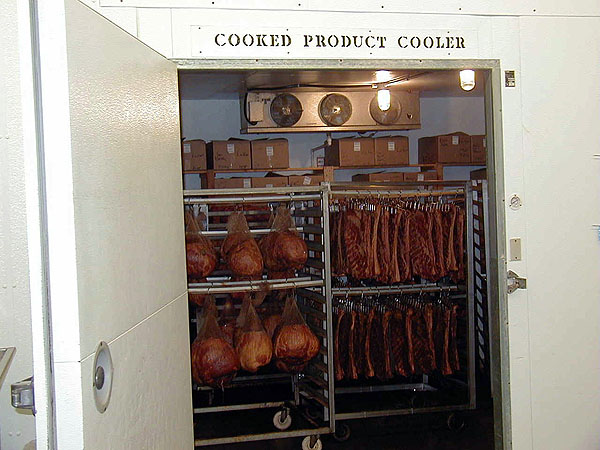 Cooked Product Cooler